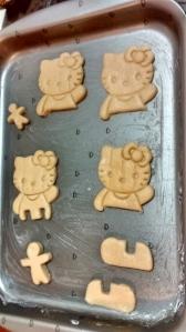 biscoitos Hello Kitty para assar 2