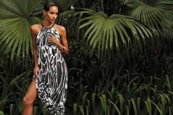 C&A Iodice - vestido corrente