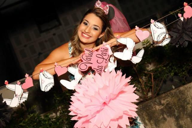 cha de lingerie Minnie - 16
