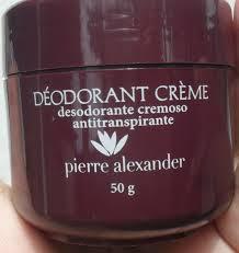 desodorante Pierre Alexander