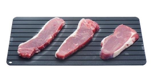 tabua para descongelar carne