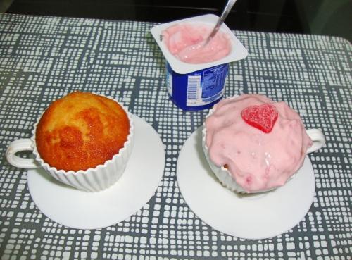 bolo de iogurte
