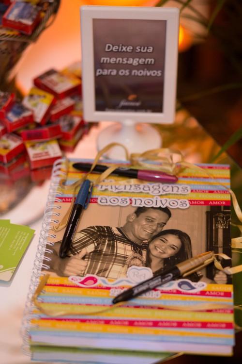 casamento axe - caderno de assinaturas