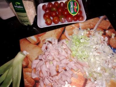 ingredientes quiche