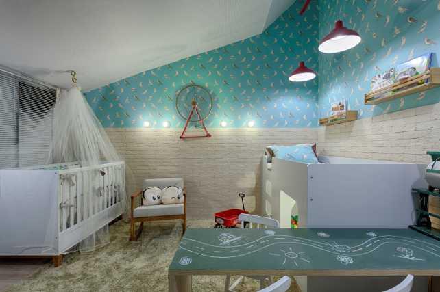 quarto das criancas - credito Gustavo Xavier